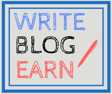 WriteBlogEarn logo
